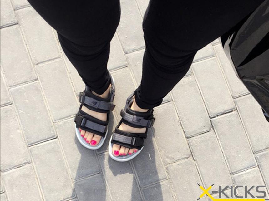 new balance 新百伦 sd3205gr1 夏日沙滩凉鞋